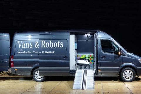 Mercedes-benz Vans: connessi con il futuro