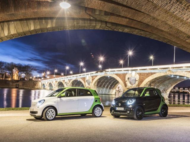 Smart Electric Drive: la mobilità elettrica si fa ancora più interessante