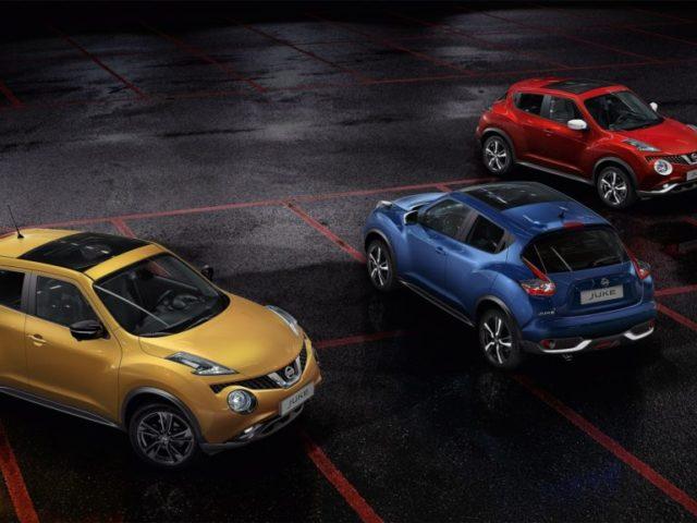 Nissan Juke: personalizzazioni omaggio per carnevale