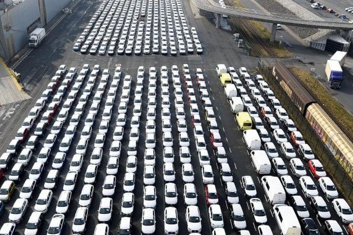 Crisi immatricolazioni auto novembre 2020